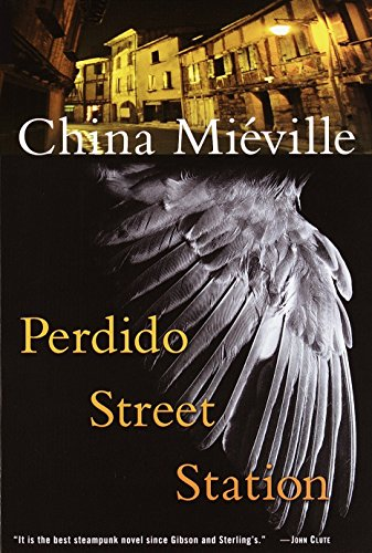 Perdido Street Station (0345443020) by China Miéville