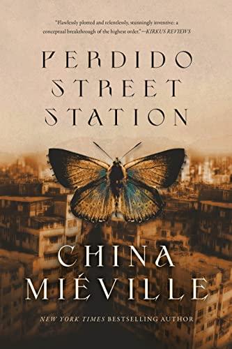 Perdido Street Station: Mieville, China