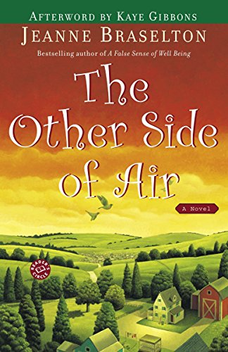 The Other Side of Air: A Novel: Jeanne Braselton