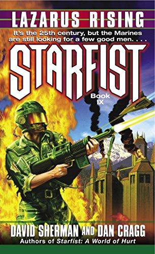 9780345443731: Starfist: Lazarus Rising