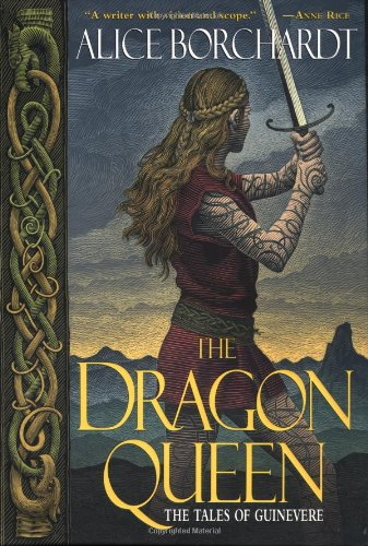 9780345443991: The Dragon Queen (Tales of Guinevere)