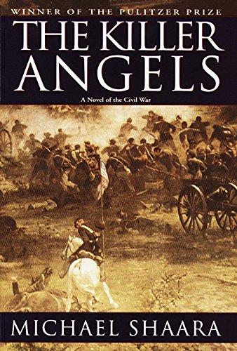 The Killer Angels: The Classic Novel of the Civil War (Civil War Trilogy): Shaara, Michael