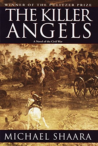 9780345444127: The Killer Angels: The Classic Novel of the Civil War (Civil War Trilogy)