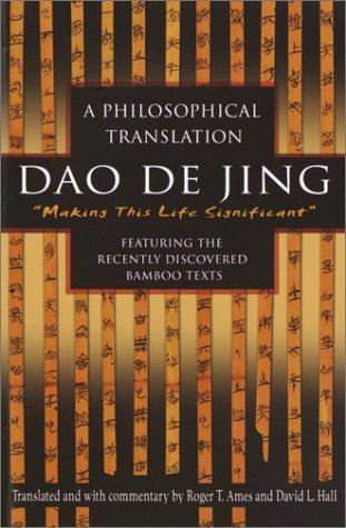 9780345444158: Dao De Jing: A Philosophical Translation