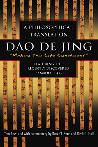 9780345444196: Dao De Jing: A Philosophical Translation (English and Mandarin Chinese Edition)