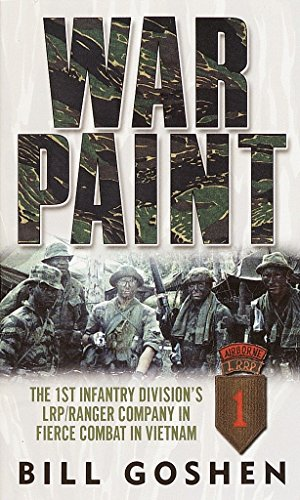 9780345444912: War Paint: The 1st Infantry Division's LRP/Ranger Company in Fierce Combat in Vietnam