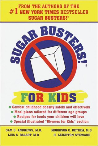 Sugar Busters! : For Kids