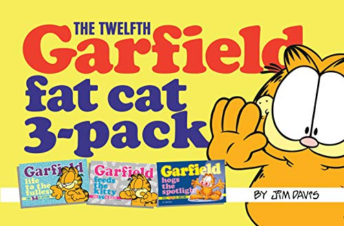 The Twelfth Garfield Fat Cat 3-Pack (0345445813) by Jim Davis