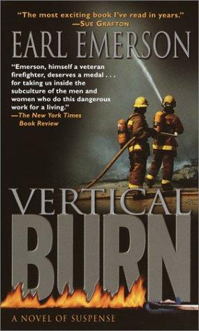 9780345445902: Vertical Burn