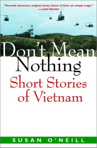9780345446084: Don't Mean Nothing: Short Stories of Vietnam