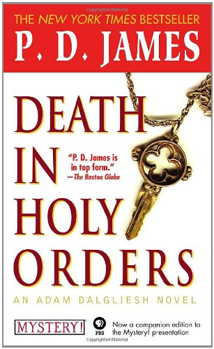 9780345446664: Death in Holy Orders (Adam Dalgliesh Mystery Series #11)
