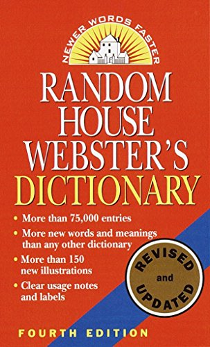 9780345447258: Random House Webster's Dictionary: Fourth Edition, Revised and Updated