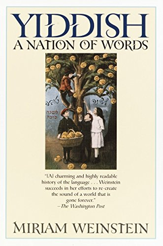 9780345447302: Yiddish, a Nation of Words