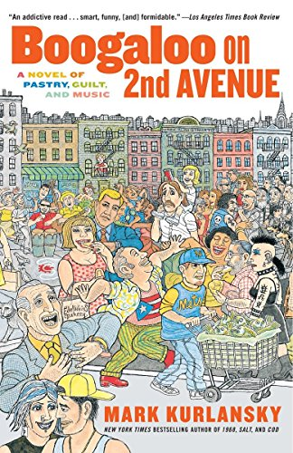 9780345448194: Boogaloo on 2nd Avenue: A Novel of Pastry, Guilt and Music