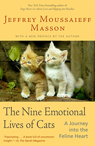 NINE EMOTIONAL LIVES OF CATS : A JOURNEY