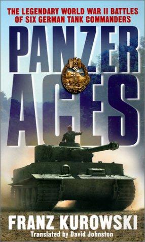 9780345448842: Panzer Aces 1