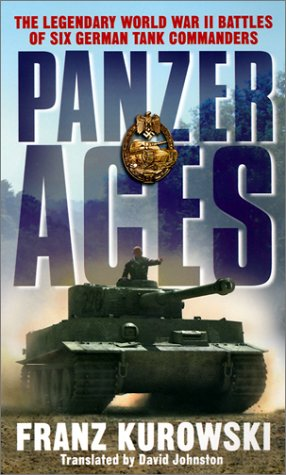 9780345448842: Panzer Aces