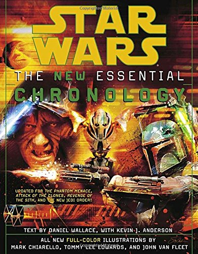 9780345449016: The New Essential Chronology to Star Wars