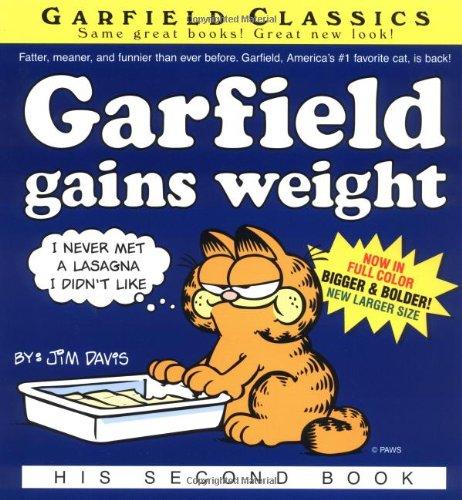 9780345449757: Garfield Gains Weight: His 2nd Book