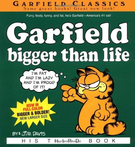 9780345450272: Garfield: Bigger Than Life (Garfield Classics)