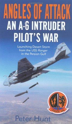 9780345451149: Angles of Attack: An A-6 Intruder Pilot's War