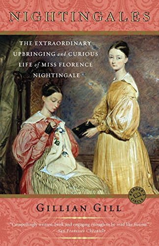 9780345451880: Nightingales: The Extraordinary Upbringing and Curious Life of Miss Florence Nightingale