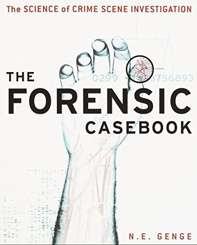 9780345452030: The Forensic Casebook: The Science of Crime Scene Investigation