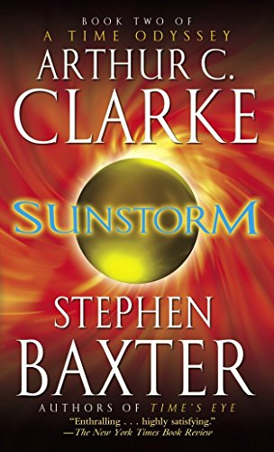 Sunstorm (Time Odyssey) (0345452518) by Clarke, Arthur C.; Baxter, Stephen