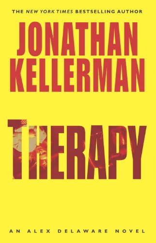 Therapy ***SIGNED***: Jonathan Kellerman
