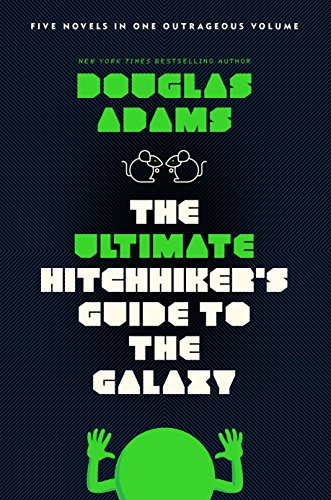 9780345453747: The Ultimate Hitchhiker's Guide to the Galaxy: Five Novels in One Outrageous Volume