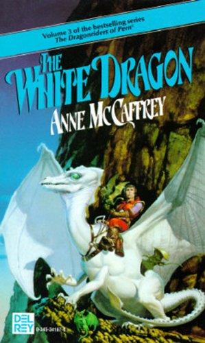 The White Dragon (0345453972) by Anne McCaffrey