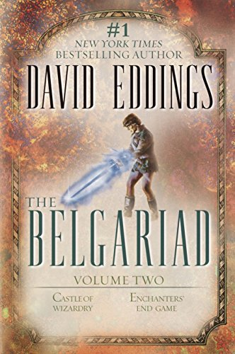 9780345456311: The Belgariad, Vol. 2 (Books 4 & 5): Castle of Wizardry, Enchanters' End Game