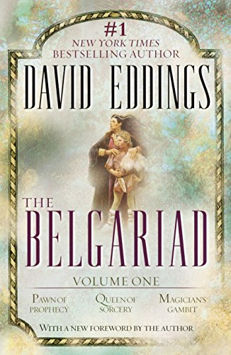 9780345456328: The Belgariad, Vol. 1 (Books 1-3): Pawn of Prophecy, Queen of Sorcery, Magician's Gambit