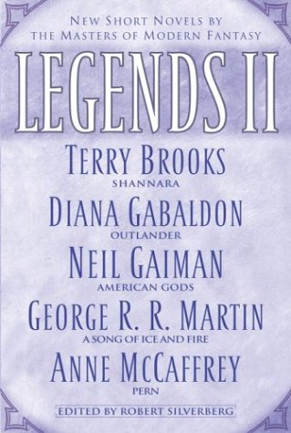 9780345456441: Legends II: New Short Novels by the Masters of Modern Fantasy