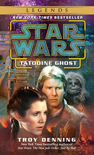 Tatooine Ghost: Star Wars (Mass Market Paperback)