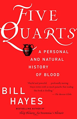9780345456885: Five Quarts: A Personal and Natural History of Blood