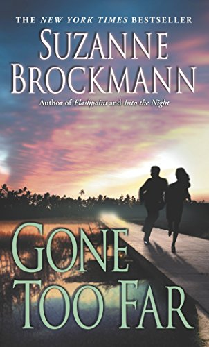 9780345456939: Gone Too Far (Troubleshooters)