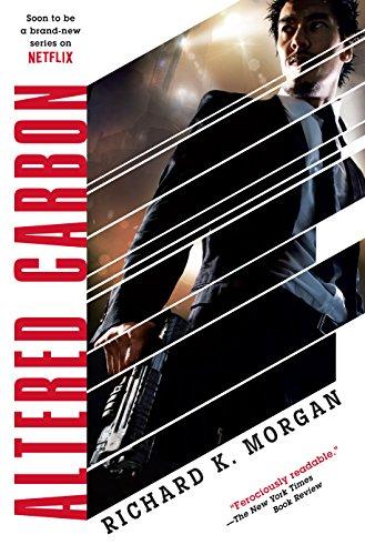 9780345457684: Altered Carbon (Takeshi Kovacs Novels)