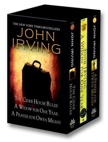 9780345458902: John Irving 3c trade box set