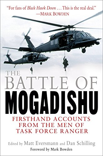 9780345459664: The Battle of Mogadishu: Firsthand Accounts from the Men of Task Force Ranger