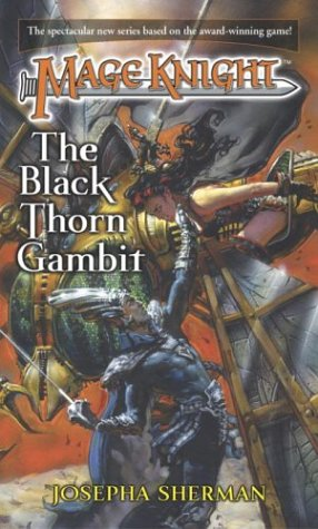 9780345459718: Mage Knight 4: The Black Thorn Gambit