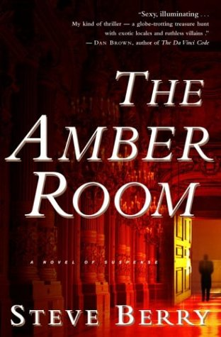 The Amber Room, A Novel of Suspense