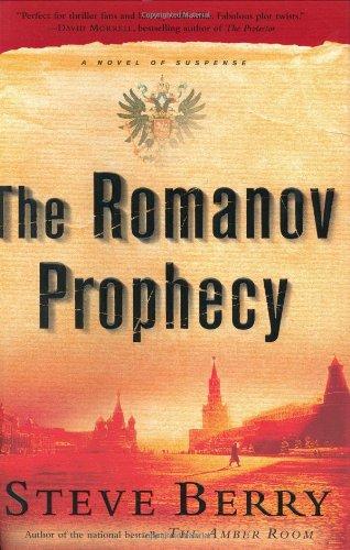 THE ROMANOV PROPHECY: Berry, Steve