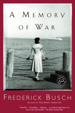 9780345460516: A Memory of War (Ballantine Reader's Circle)