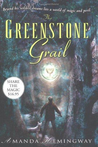 9780345460783: The Greenstone Grail