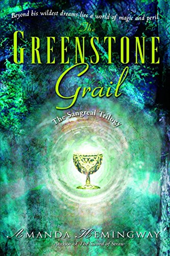 9780345460790: The Greenstone Grail (Sangreal Trilogy)