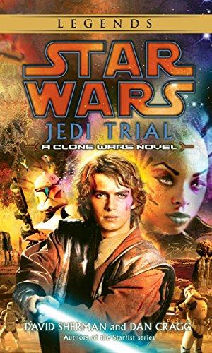 9780345461155: Jedi Trial (Star Wars: Clone Wars Novel)