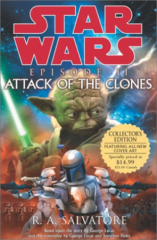 9780345461438: Attack of the Clones (Star Wars)