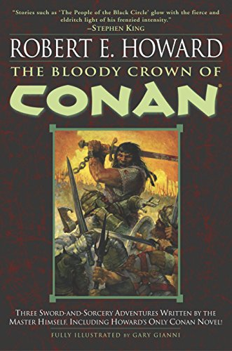 9780345461520: The Bloody Crown of Conan