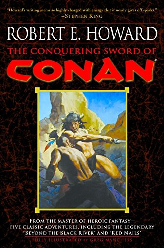 9780345461537: The Conquering Sword of Conan (Conan of Cimmeria, Book 3)